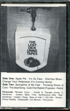 ULTRA RARE Lost Dick Urine Tapes TAPE - SEALED (w / GG ALLIN)