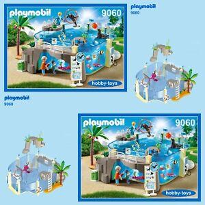 Playmobil Zoo * 9060 9063 Aquarium / 9061 Shop * Spares * SPARE PARTS SERVICE *