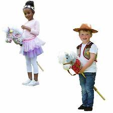 Christmas Hobby Horse Kids Classic Toy Vintage Fantasy Gift Animal Pony Unicorn