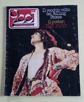 CIAO 2001 N. 12 DEL 1976 76 Kiss - Pink Floyd – Rolling Stones - Battiato