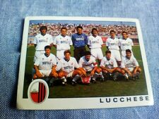 Figurina Album Calciatori Panini 1991/92 N°455 LUCCHESE Soccer sticker new