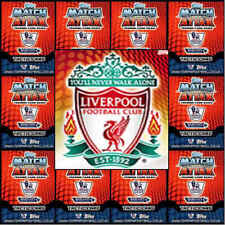 Premier League Liverpool Football Trading Cards 2014-2015 Season