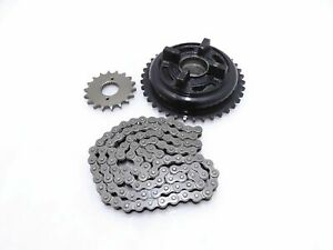 Complete Chain Sprockets Set Royal Enfield Classic Uce 500cc