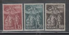 Vatican Stamps 1961 Pope Leo The Great 1500th Anniversary Complete Set, MNH