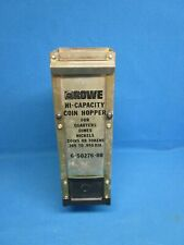 Rowe Bc 1200 1400 3500 Coin Changer Hopper Hi-Capacity Rebuilt Tested 6-50276-08