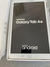 Samsung Galaxy Tab a 10.1 Inch 16gb Android WiFi Tablet - Black
