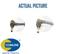 2 x FRONT TRACK ROD END RACK END PAIR COMLINE OE REPLACEMENT CTR1003