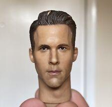 1/6 Scale Ryan Reynolds Head Sculpt