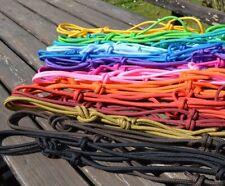 Knotenhalfter alle Größen viele Farben Horsemanship Bodenarbeit