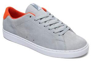 DC SHOES (Reprieve SE) Grey Orange Skate Shoes Men's Size 10 New NIB Fast⚡