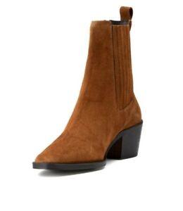 Jonak Burmese Suede Ankle Boots EUR 39 UK 5.5/6 RRP £170