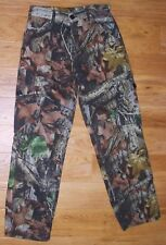 9d689ea4cded9 Liberty Advantage Timber Youth Camo Pants,Sz Med.,26 x 25, Db