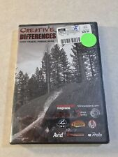 CREATIVE DIFFERENCES Snowboarding DVD First Tracks Productions VAS Entertainment