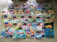 Lot of 29 Vintage Hot Wheels Cars Happy Meal, in package 1990's