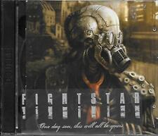 CD album: Fightstar: One Day Son, This Will all Be Yours. Institute. A3