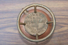 "RARE Antique Vintage ""STANDARD"" Copper Brass Fire Extinguisher CUT part Wall art"