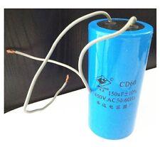 1PCS AC Motor Capacitor Washing Machine Start Capacitor CBB60 450VAC 60uF CK