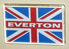 Everton Union jack flag football fridge magnet