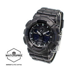 Casio G-shock Analog Digital 200m Ga100bt-1a Ga-100bt-1a Mens Watch