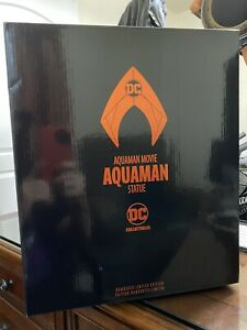 DC Aquaman Movie Aquaman 10.4-Inch Collectible Statue Limited Edition