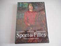DVD NEUF - SPORT DE FILLES - M. HANDS / B. GANZ / J. BALASKO - ZONE 2