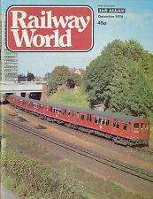 Railway World Dec 79 Lancs NCB, Settle & Carlisle, Kent, Mallard - See Photos