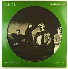 """12"""" Maxi - R.E.M. - Nightswimming - T3200 - Vinyl mit leichtem Höhenschlag"""