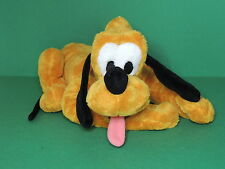 Pluto chien de Mickey Peluche 32cm Disneyland Paris Disney soft toy plush dog