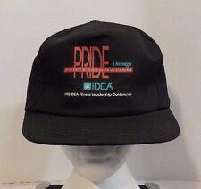IDEA Fitness Leadership Conference 1992 NIKE Baseball Truckers Dad Hat Cap