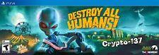 Destroy All Humans! Crypto-137 Edition - Playstation 4 07