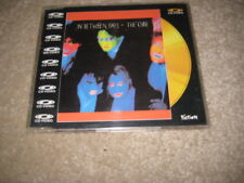 THE CURE CD VIDEO IN BETWEEN DAYS CDV WITH LIVE TRACKS