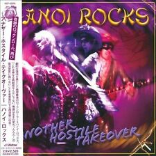 Another Hostile Takeover [Slipcase] by Hanoi Rocks (CD, Jul-2005) W/Obi 1 Bonus