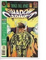 Shadow Cabinet #16 // DC // Milestone Comics