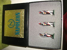 A SET (3) OF FRENCH NAPOLEONIC IMPERIAL GUARD GRENADIERS