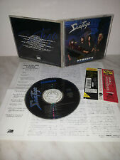 CD SAVATAGE - STREETS - A ROCK OPERA - JAPAN - AMCY-712