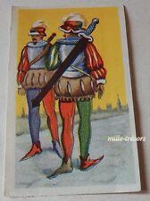 CHROMO Image Chocolat L'AIGLON : Costumes Militaires : SUISSE de FRANCOIS 1er