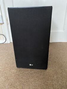 LG SPK8-W SubWoofer. Tested Working Perfectly.