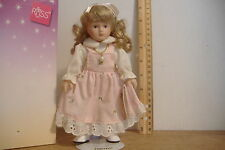 ~Pearl~June~Porcelain Doll Of The Month~Handcrafted~Russ~ Item No. 23006~