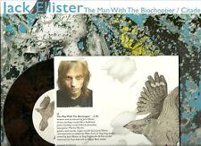 "7"" (NEU! brown vinyl)+Poster . JACK ELLISTER (Fruits de Mer Rolling Stones mkmbh"