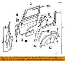 NEW OEM Mopar 52057506 Right Passengers Side Radiator Support Panel Bracket