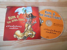 CD Ethno Rupa April Fishes - Extraordinairy Rendition (13 Song) Promo CUMBANCHA