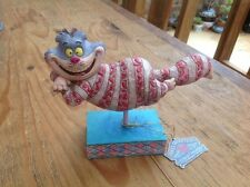 """very raredisney tradition 'grinning cheshire cat' alice in wonderland unboxed 5"""""""