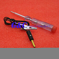 DC 6V-24V 12V Auto Car Motorcycle Circuit Voltage Tester Pen New