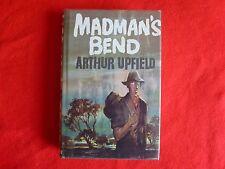 Madman's Bend By Arthur Upfield (1963) 1st Ed HCDJ,