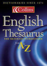 USED (GD) Collins Thesaurus