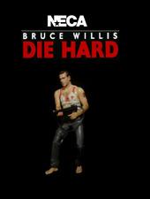 "NECA Reel Toys Cult Classics Series Die Hard Film: JOHN MCCLANE 7"" Movie Figure"