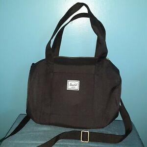 Herschel Supply Co. Packable Duffle Bag - black