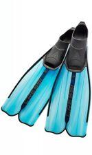 Cressi Rondinella Snorkelling Fins Free Diving Unisex Full Foot UK 12-13 Kids