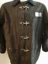 USA vtg Polo Sport Ralph Lauren Marina Main Sail Toggle Jacket Naval Coat Rare