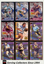 1994 Dynamic Rugby League Series 2 Trading Card Full Base Set (220)